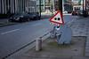 Watch out for school kids! (SomePhotosTakenByMe) Tags: schule school sign schild ottifant ottowaalkes elefant elephant auto car kurios outoftheordinary comic cartoon urlaub vacation holiday germany deutschland hamburg stadt city hafencity outdoor