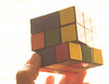 1977 or 2018 (MyImageJournal) Tags: 1977 puzzle rubiks cube
