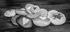 Rocks (E. Hanson) Tags: rocks hearts art