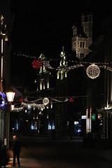 Christmas Lights # 7 Guldenstraat (just.Luc) Tags: christmas kerstmis noël weihnachten lights lichten lumières city stad stadt ville mechelen malines vlaanderen flandres flanders belgië belgien belgique belgica belgium nacht nuit night evening soir avond abend donker dunkel dark street straat rue strasse europa europe