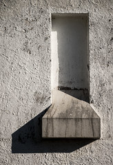 'Just Because' No. 117 (Canadapt) Tags: wall concrete shadow shape portugal canadapt