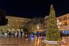 Christmas decorations in Nafplio, Greece (George Pachantouris) Tags: ελλαδα χριστουγεννα γιορτεσ greece christmas decorations lights ναυπλιο αργολιδασ αργολιδα nafplio train boat τρενο καραβι δεντρο