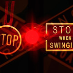 Lionel Model Railroad Crossing Signal thumbnail