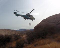 037 Patient Pickup (saschmitz_earthlink_net) Tags: 2018 california orienteering vasquezrocks aguadulce losangelescounty laoc losangelesorienteeringclub