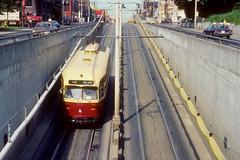 Toronto Transit #4517 (Jim Strain) Tags: jmstrain ttc transit toronto ontario canada pcc streetcar railroad railway trolley tram