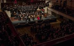 Standing Ovation (Ian@NZFlickr) Tags: city choir dunedin concert handel messiah standing ovation nz