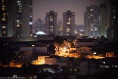Vila Prudente (Conrado Tramontini) Tags: rua road street city cidade night noite luzes lights buildings prédios