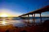 Glenelg Beach Sunrise (Dom Puglisi) Tags: glenelg adelaide south australia beach sunrise water sun summer