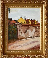 2013-01-03-5327N (OK Gallery) Tags: painting gotland sweden sverige oddkhauge yourgotlandphotos group