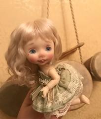 (tatitun1) Tags: fairy cute magician maggie doll bjd britt nikki nikkibritt