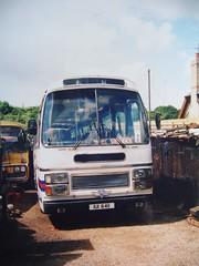 IUI 6411 (WEB 411T) AEC Reliance (John Wakefield) Tags: uiu6411 web411t aec premier eric graveling plaxton travel stanground reliance