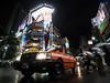 Tokyo 01 (arsamie) Tags: tokyo japan asia street lights neon taxi cab driver contreplongee rain umbrella shibuya crossing road car orange night