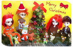 Merry Christmas 2017! (GreenWorldMiniatures) Tags: hide psyencehide psyenceversion psyence doubt doubtversion doubthide hash taeyang junplanning mj groove