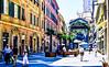 Downtown La Spezia... (MickyFlick) Tags: laspezia liguria italy europe city mickyflick