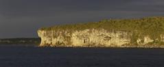 Cave Point (blueheronco) Tags: niagaraescarpment northernbrucepeninsula cliffs shoreline greatblueheron cruise ontario canada georgianbay blueheroncruises cavepoint