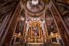 _saint_louis_des_francais_rome_968o50020 (isogood) Tags: saintlouisdesfrancais saintlouis church baroque barroco religion religious prayer rome italy christian caravage caravaggio sanluigideifrancesi roman catholic saintmatthew