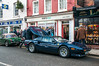 Vintage Stony 2018 - 1982 Ferrari 308 GTS - HNV 168X (Trackside70) Tags: vintagestony vintage stonystratford classiccars cars miltonkeynes uk newyearsday show historic automobile nikond300s nikonafsdxnikkor1685mmf3556gedvr polariser 1982 ferrari 308 gts blue