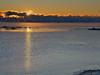 First Sunrise Of 2018 (walter_g) Tags: sonya6000 minoltamd50mmf17 rawtherapee53 gimp296 nikcolorefexpro airtemperature1°f watertemperature43°f seasmoke