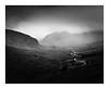 Capel Curig Wales 18 Nov 2017 (Matthew Dartford) Tags: bw capelcurig matthewdartford atmospheric blackandwhite bokeh happisburgh landscape lowkey mono monochrome mountain road uk wales