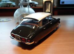Citoën DS 19 (Jack 1954) Tags: citroën miniature old car ancêtre collection