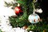 Last day of holiday (moniq84) Tags: christmas tree xmas holydays red white green balls ball glass silver decorations happy 2018 befana wishes