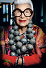 Iris Apfel (michaela_giles) Tags: iris apfel portrait portraiture irisapfel personality fashion icon hong kong digital photography hk