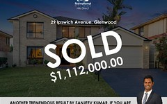 29 Ipswich Avenue, Glenwood NSW