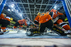 "Kansas City Mavericks vs. Colorado Eagles, December 17, 2017, Silverstein Eye Centers Arena, Independence, Missouri.  Photo: © John Howe / Howe Creative Photography, all rights reserved 2017. • <a style=""font-size:0.8em;"" href=""http://www.flickr.com/photos/134016632@N02/38255786635/"" target=""_blank"">View on Flickr</a>"