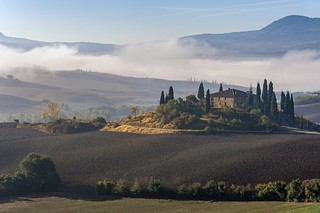 *Belvedere @ Val d'Orcia*