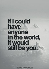 Love Quotes : It would be!!! Sitting here can only think of YOU!! I Love YOU so,so very much!!… (omgquotes.com) Tags: quotes life love inspirational motivational