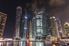 Dubai, United Arab Emirates - Dubai Marina (GlobeTrotter 2000) Tags: dubai marina uae unitedarabemirates boat cityscape shycraper tourism tower travel visit yatcht