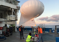 RV Investigator (QUT Science and Engineering Faculty) Tags: qut chemistry physics mechanical engineering cpme great barrier reef greatbarrierreef rv investigator gbr atmosphere research science professor zoran ristovski dr branka milijevic