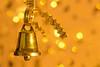 ... jingle bells ... (wolli s) Tags: glöckchen hmm litbycandlelight littlebayroad macromonday monday bell candle candlelight macro macromondays makro