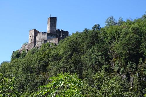 Burganlage Hocheppan (600 m.ü.M.)