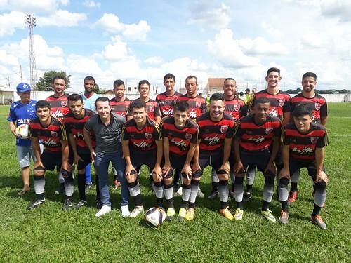 Flamengo PI - Vice Campeão 2017