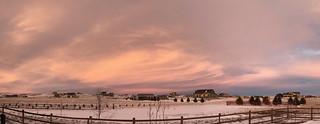 Alpine Glow Sunset (Explored)