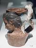 2017/12/24 15h43 Paul Gauguin, «Vase avec Léda et le cygne» (1887-1888), exposition «Gauguin. L'Alchimiste» (Grand Palais) (Valéry Hugotte) Tags: 24105 gauguin grandpalais léda paris paulgauguin canon canon5d canon5dmarkiv cygne exposition vase vaseaveclédaetlecygne îledefrance france fr