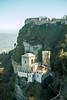 Erice (Andrea Schaffer) Tags: 2017 december winter erice italia italy italie sicilia sicily sicile italien torrettapepoli pepolitower cliff sizilien 西西里岛 シチリア島 europe southernitaly trapani