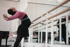 What's it like being a pregnant ballerina?