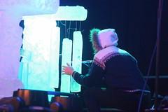 Ice Music (2017) 05 - Terje Isungset (KM's Live Music shots) Tags: jazz norway icemusic terjeisungset isringles iceinstrument fridaytonic nordicmatters winterfestival southbankcentre