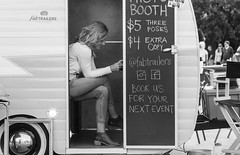 Photo booth (Keoni Cabral) Tags: booth phototrailer sit trailer photobooth