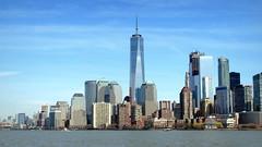 Prominent World Trade Center (PeterCH51) Tags: us usa ny nyc newyork newyorkcity manhattan skyline america peterch51 skyscrapers architecture highrise buildings city cityscape wtc worldtradecenter