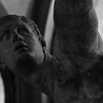 5 - Musée du Louvre - Guerrier combattant, dit Gladiateur Borghèse - Vers 100 av. J;-C. - Détail thumbnail