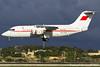 Bahrain - Royal Flight British Aerospace Avro RJ85 'A9C-HWR' LMML (Jeancarl Cardona) Tags: bahrain royal flight british aerospace avro rj85 a9chwr lmml