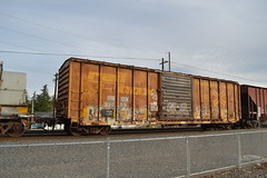 Couper (huntingtherare) Tags: freight train graffiti bench benching huntingtherare coup coupe couper rollingstock