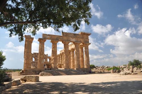Selinunt, griechische Stadt (ab 7.Jhdt.v.Chr.)