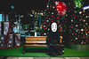 The Lonely Bench (Bryan.Chihan) Tags: kaonashi noface no face anime cosplay jokes christmas ghibli studioghibli spirited away mask masks singapore a7rii voigtlander sony sonysingapore costume dressup portrait
