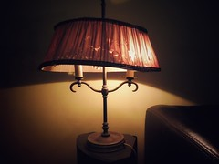 Old Lamp (ᴘᴇᴛʀᴏᴡɪᴛᴄʜ) Tags: life lamp oldlamp illuminated light spotlight beautiful dark grunge bright evening stilllife love cafe coffee interiordesign design decor lantern room leather furniture old antique vintage retro ambient relax chill mood