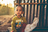 Dreamer! (Ajwad Mohimin) Tags: eye dream dusk sunlight goldenhour goldenlight golden bangladesh childportrait child playing