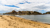 Guerilla Bay Waterscape (Merrillie) Tags: landscape nature bay guerillabay hills newsouthwales clouds nsw batemansbay inlet southcoast sea headland daytime outdoors seascape eurobadallashire water rocks australia